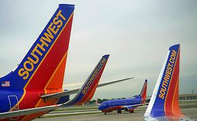 Southwest airlines flight headed to denver makes emergency landing