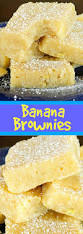 best 25 banana brownies ideas on pinterest banana blondies