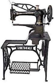 Antique Singer Sewing Machine Table Antique Singer Sewing Machine Ebay