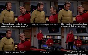 Red Shirt Star Trek Meme - the meme thread