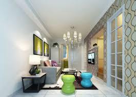 Home Design 3d Living Room by Rectangular Living Room Interior Design 3d Renderings Download