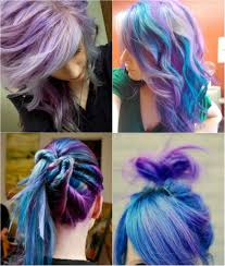 How To Dye Hair Two Colors Diy Diy Dye Hair Interior Decorating Ideas Best Marvelous