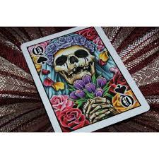 bicycle club tattoo deck u s playing cards