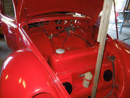 Vw Beetle Classic Interior 1956 Oval Window Vw Bug Missing Motor U0026 Interior For Sale In