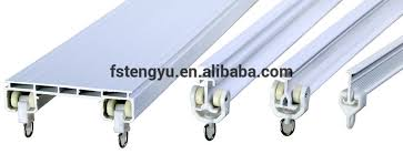 Sliding Curtain Rods Flexible Sliding Curtain Rod Bracket Plastic In China Buy