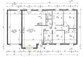 plan maison simple 3 chambres cuisine plan de maison simple plain pied plan maison simple 3