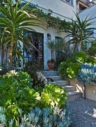 Front Yard Desert Landscape Mediterranean Exterior Beautiful Mexico Garden Patio Remodelling Create Mexico