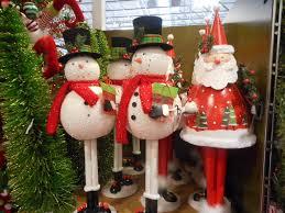 pier 1 imports christmas decorations snowman and santa cla u2026 flickr