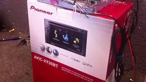 pioneer avic x930bt bypass navigation video avic z130bt youtube