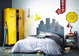 chambre ado style urbain déco chambre ado style urbain 22 etienne 14460429