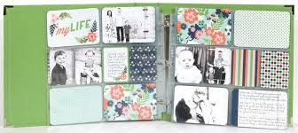 we r memory keepers albums 3 stress free baby book ideas