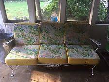 Iron Patio Furniture used patio furniture ebay