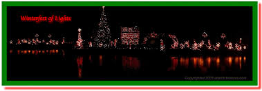 christmas lights in maryland winterfest of lights ocean city maryland