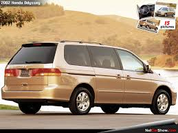 odyssey car reviews and news at carreview com 2002 honda odyssey features review as the top class car best and