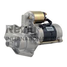 starter motor premium remy 17257 reman fits 95 02 mazda millenia