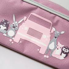 land rover pink land rover children u0027s pencil case pink