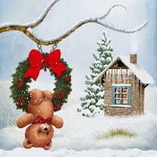 Teddy Bear Christmas Ornaments by Teddy Bear Christmas Pictures Photos And Images For Facebook