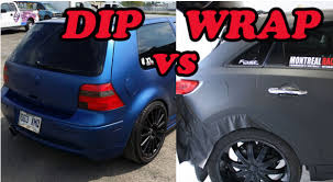 plasti dip plasti dip vs wrap the choice is yours however there are