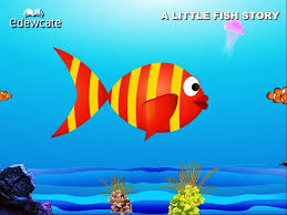 english story for kids little fish youtube