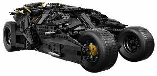 batman jeep lego batman tumbler revealed amongst sdcc exclusives slashgear