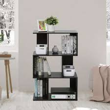 Computer Desk Bookcase Modern Bookcase Wood Bookcases Home Office Furniture The
