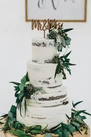 wedding cake greenery the minimalist s a fresh and inspiring wedding wedding