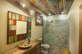 Rustic Bathroom Fixtures - warm ideas rustic bathroom fixtures luxury bathroom design