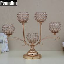 Gold Table Centerpieces by Popular Gold Christmas Candle Buy Cheap Gold Christmas Candle Lots