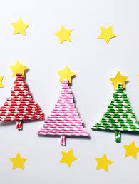 christmas tree crafts for kids jane can