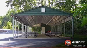 Carport Plans With Storage Outdoor Metal Pavilions U0026 Picnic Shelters For Sale Carport Com