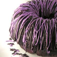 Halloween Decorations Cakes Halloween Bundt Cake Easybaked