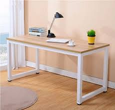 Computer Desk Workstation Comfortableplus Modern Simple Computer Desk Pc Laptop Study Table