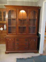 ethan allen china cabinet ethan allen china cabinet coves north estate auction by