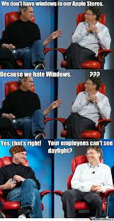 Bill Gates Steve Jobs Meme - steve jobs and bill gates by i doslu meme center