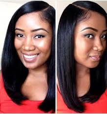 hair extensions for bob haircuts our top 11 picks for transitioning hair styles gallery black
