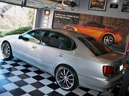 used 2002 lexus gs300 for sale 2nd gen gs300 on 20 inch staggered lexani lss 10 clublexus