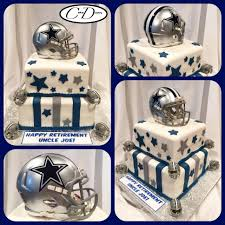 Dallas Cowboys Drapes by Dallas Cowboys Themed Birthday Cake Custom Cakes By Cake Daddy