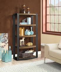 amazon com whalen furniture santa fe audio tower kitchen u0026 dining