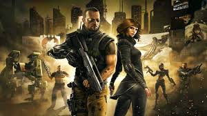 deus ex the fall a primeira meia hora youtube