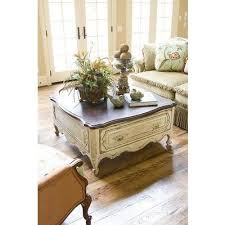 French Country Side Table - french coffee table from habersham