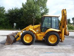 backhoe construction loaders used buy and sell on baumaschinen