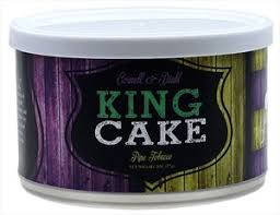 king cake where to buy cornell diehl king cake cellar series tobacco reviews