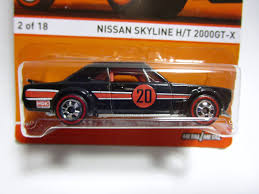 matchbox nissan skyline the western diecast review casting complete all 10 wheels