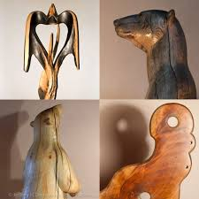 sculpture gallery sculptures by alaskan sculptors jeffrey and