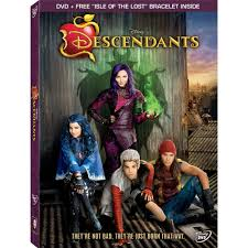 christmas list dvd descendants dvd dvd free isle of the lost bracelet inside