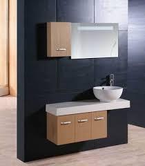modern type bathroom furniture set f349 from single bathroom