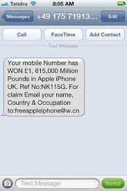 Memes For Iphone Texts - phone text message lottery scams hoax slayer
