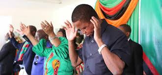 is edgar lungu really a christian zambian watchdog