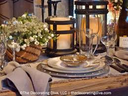 centerpiece ideas for dining room simple fall table decoration