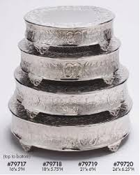 cake stands wholesale wholesale silver and gold cake stands candelabras pedestals and